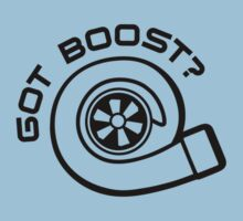 Got Boost by c0dax
