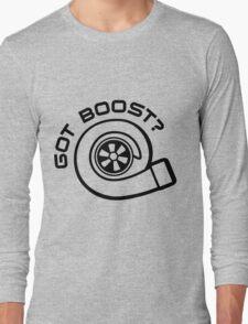 Got Boost Long Sleeve T-Shirt