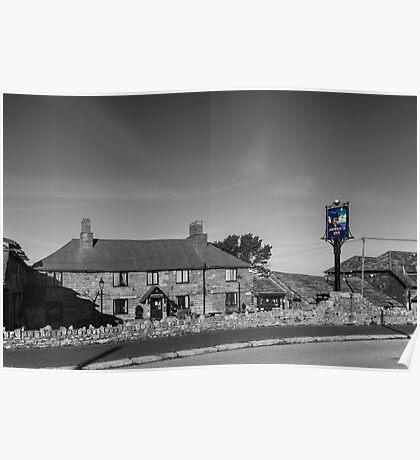 The Jamaica Inn Bodmin Cornwall Poster