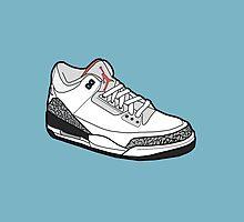Jordan 3 by dincer