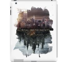 TMI Poster (Ink) iPad Case/Skin