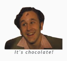 It's Chocolate! - IT Crowd by CLee96