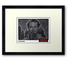He's look right at me Framed Print