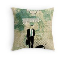 Rebirth Throw Pillow