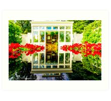 Gardeners Heaven Art Print