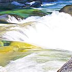 Colorful Rapids by John Butler