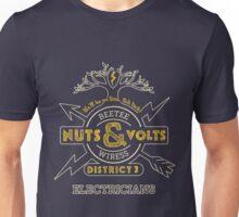 Nuts & Volts - District 3 Electricians Unisex T-Shirt