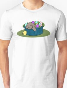 Bunny In A Bucket: Spring Unisex T-Shirt