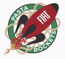 Pasta Rockets by greydpeak