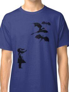 Dragons Will Be Dragons Classic T-Shirt