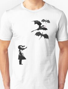 Dragons Will Be Dragons T-Shirt