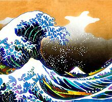 The Great Wave by Yossy Hal