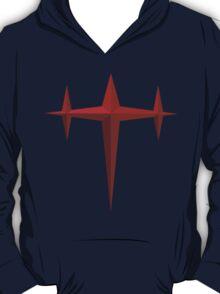Kill La Kill - Three Star Goku Uniform - Commemorative Ryuko Red T-Shirt