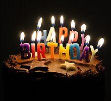 Happy Birthday! by Mark Hood