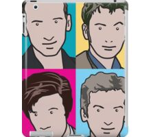 The Doctors 9 to 12 iPad Case/Skin