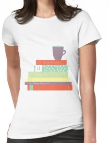 Read. Womens Fitted T-Shirt