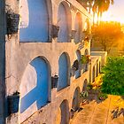 Light Of Another Day - Tombs Of Granada by Mark Tisdale