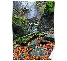 Beyond Cathedral Cave - Little Langdale Poster