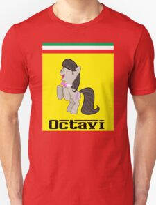 A Spin-Off By Me (Octavia Likes Ferrari) Unisex T-Shirt