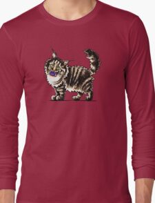 Maine Coon Tabby Gentle Giant Long Sleeve T-Shirt