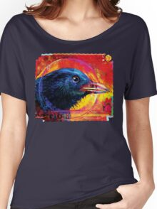 Crow Thinking Women's Relaxed Fit T-Shirt