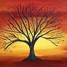 Fiery Sky by maggie326