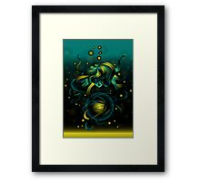 Fantacy Unknown Universe Framed Print