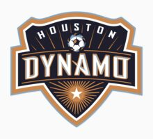 "This Years Hottest ""Houston Dynamo"" Soccer Club T-Shirts and More! by artkrannie"