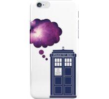 Tardis dream iPhone Case/Skin