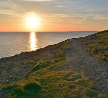 Witches Point, Southerndown by Paula J James