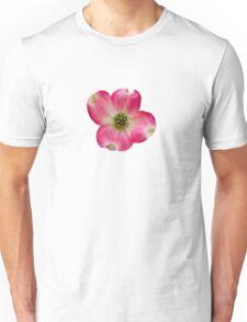 Pink in Macro Unisex T-Shirt