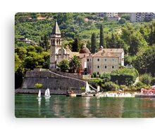 Kotor, Montenegro Metal Print