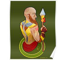 Zodiac: Leo Poster