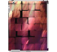 fire tile 1 iPad Case/Skin