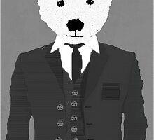 the vintage bear  by bri-b