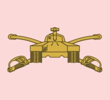 Armor Branch (United States Army) One Piece - Long Sleeve