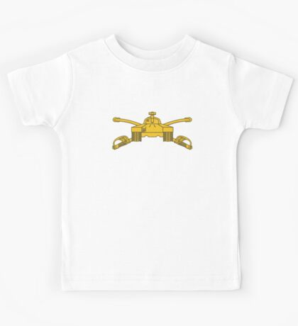 Armor Branch (United States Army) Kids Tee