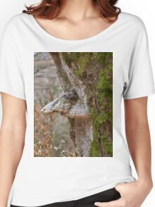 Woodland creatures Women's Relaxed Fit T-Shirt