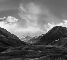 Tip of the Andes, Aconcagua by Cherrybom