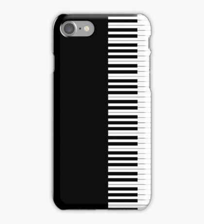 Cool Piano Keyboard Duvet Cover Musical T-Shirt iPhone Case/Skin