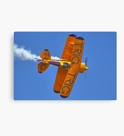 Topside Pass  From TRIG - Shoreham 2013 Canvas Print