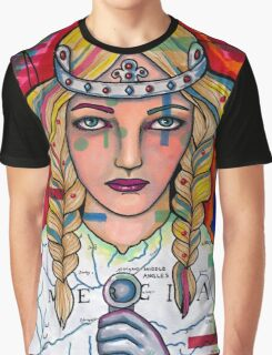 Aethelflaed - the Lady of Mercia Graphic T-Shirt