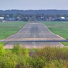 The Runway - Farnborough -  Hampshire by Colin J Williams Photography
