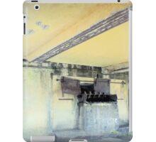 near gun emplacement #2 Walker Battery Ft Stevens iPad Case/Skin