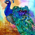 Gorgeous Peacock by Brenda Thour