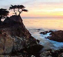 First Sunset: Monterey County, CA., January, 2014 by quistphotog