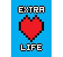 Extra Life Photographic Print