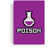 Potion - Poison Canvas Print