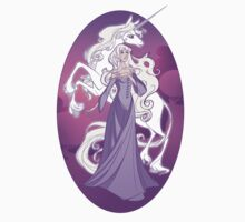 The Last Unicorn in the World by capnflynn