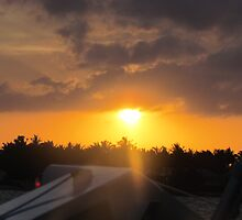 Key west sunset 2 by GleaPhotography